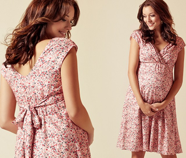 Spring Maternity Dress Edit