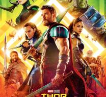Thor Ragnarok Movie Poster