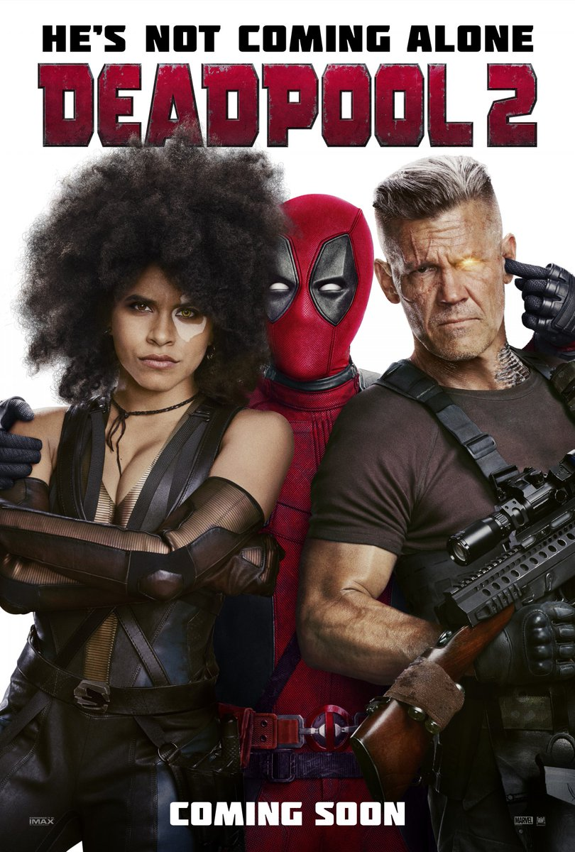 Deadpool 2 死侍2 Movie Review By The Epiphany Duplet