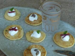 Little Potato Pancakes