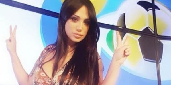 Marika Fruscio intervista tifosa Napoli