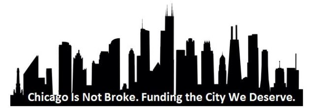 Chicago is NOT broke!