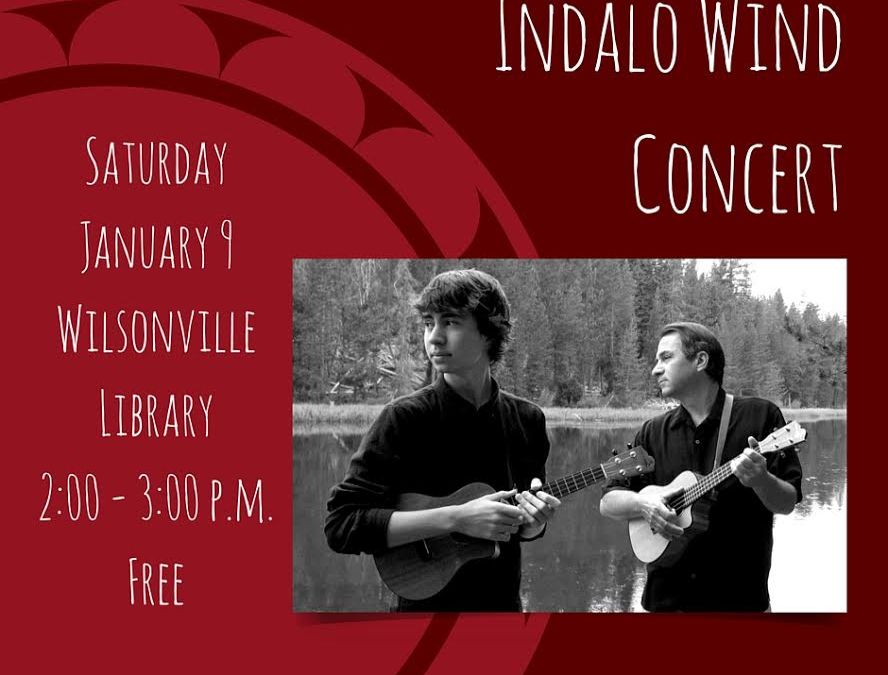INDALO WIND CONCERT Saturday, January 9, 2016