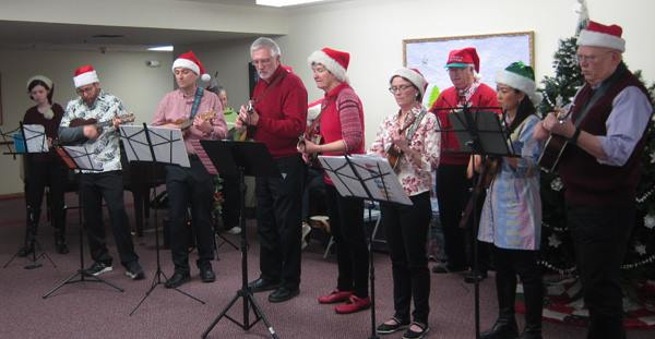 From Our Holiday Concert – December 2016