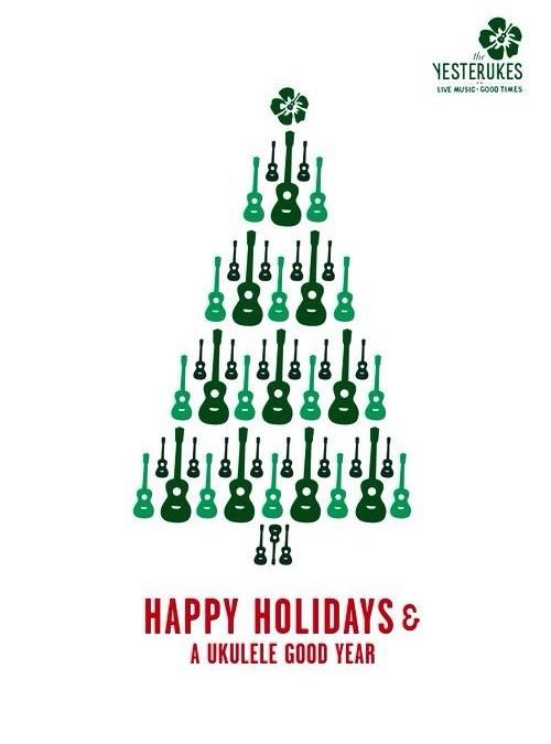 Happy Holidays from PDX Virtual Uke Jam