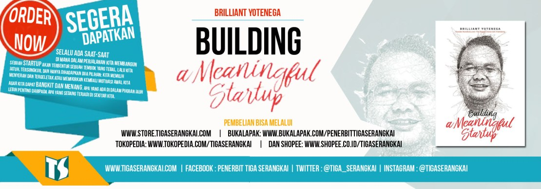 Promo Building A Meaningful Startup