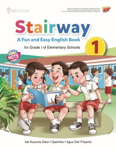 English SD 1 - Stairway A Fun and Easy English Book 1