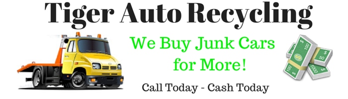 Sell junk car without title, Chicago, Southside Tiger Auto Recycling