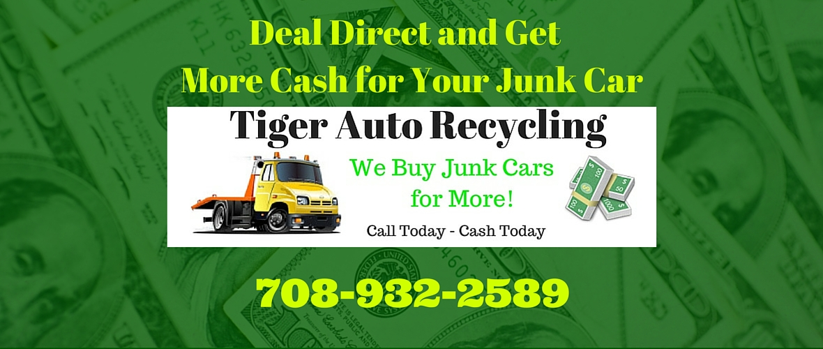 Junk Cars Chicago >> Junk Car Buyers Cash For Junk Cars Chicago Heights Il Tiger Auto