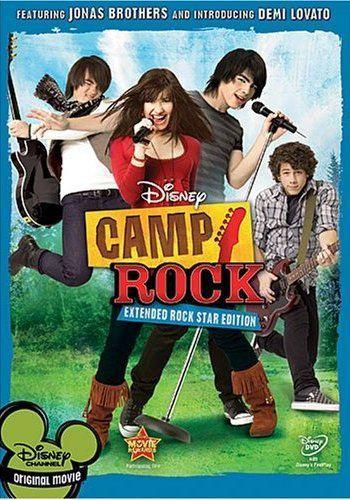 Poster do filme Camp Rock