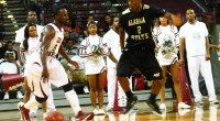 HOUSTON- Omar Strong scored a game high 27 points as Texas Southern defeated Alabama State 97-65 in a rout on Monday night. A total of five TSU scorers reached double […]