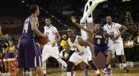 HOUSTON- Omar Strong scored 33 points as Texas Southern rocked Prairie View with a blowout victory at home. With the win, the fourth straight for the Tigers, TSU improved to […]