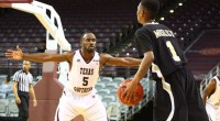 BIRMINGHAM – Senior guard Omar Strong of Texas Southern University has been named Southwestern Athletic Conference Player of the Year as announced by the conference on Friday. The conference also […]