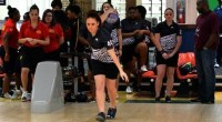 Texas Southern had an impressive outing today at the Track Kat Klash bowling tournament hosted by Sam Houston State at the Palace Lanes. …read more Read more here: TSUBall.com