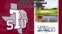 Eleven teams are ready to tee it up in the Texas Southern Greater Alexandria Collegiate Invitational on Monday, March 3rd in Alexandria, Louisiana. …read more Read more here: TSUBall.com