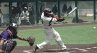 The Texas Southern Tigers took a tough loss against Alcorn State in their first game of the 2014 SWAC Baseball Championship tournament at the MLB Urban Youth Academy Wesley Barrow […]