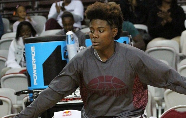 TSU's Parker named 2014 HBCU Digest Female Athlete of the Year