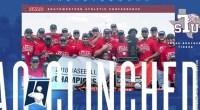 Texas Southern wins second consecutive SWAC baseball championship, third in four seasons. Courtesy: TSUSports.com