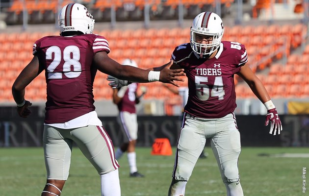 Marcantel tabbed SWAC Defensive Player of Week