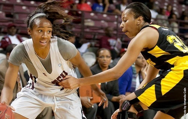 Lady Tigers Basketball Rolls Past Alabama State on the Road for 15th Straight Win