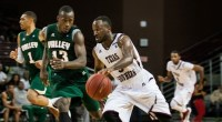 BIRMINGHAM, AL – Texas Southern guard Omar Strong wrote a spectacular close to a stellar career capturing the final SWAC Player of the Week honor of the season. The 5-9 […]