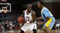 HOUSTON– Texas Southern's Omar Strong scored 34 points, highlighted by seven 3-pointers as TSU won its 11th straight game, 79-66 over Southern on Thursday night effectively taking control of the […]
