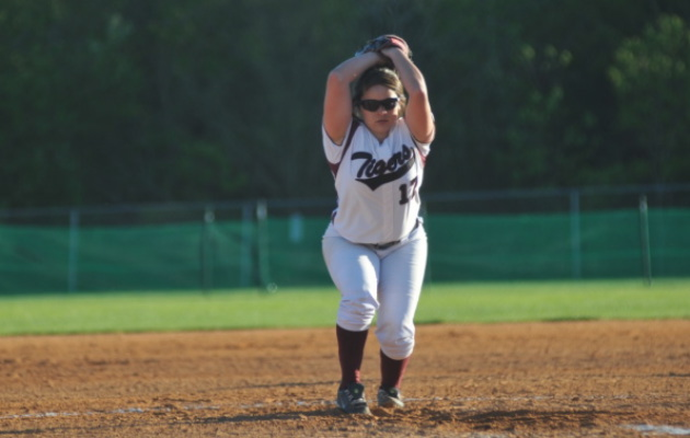 Despite Late Inning Rally, Lady Tigers Softball Falls Short
