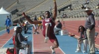 Aaron Rogers captures a silver medal for Texas Southern during the 2013 SWAC Outdoor Track and Field Championships. Read more here: TSUBall.com Related posts: Tigers Medal in 7 Events in […]