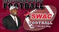Texas Southern football head coach Darrell Asberry prepares for SWAC Football Media Day. …read more Read more here: TSUBall.com Related posts: No related posts.
