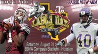 Tickets for the 2013 edition of the Labor Day Classic football game featuring the Texas Southern Tigers versus the Prairie View A&M Panthers are now on sale. …read more Read […]