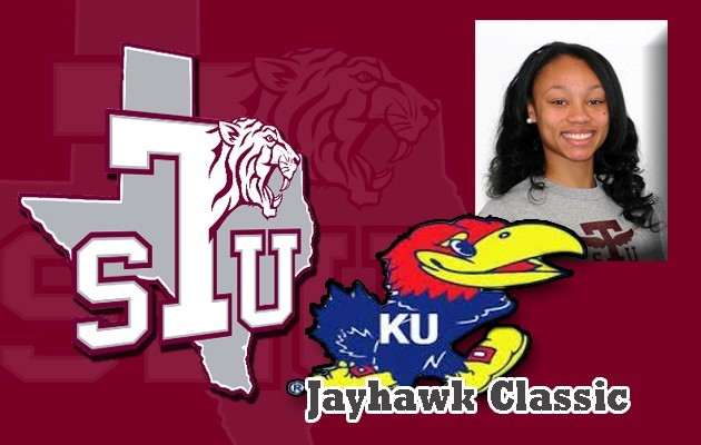 TSU's Whitney McDonald Captured First in 400m Dash