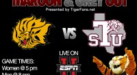 Arkansas Pine-Bluff will take on the Texas Southern Tigers LIVE on ESPNU! The women play at 5 pm sharp and the men will be live on ESPNU at 8 pm. […]
