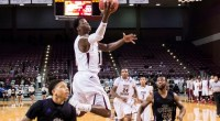 The Texas Southern University men's basketball team won their second consecutive game defeating Arkansas-Pine Bluff in impressive fashion on the road …read more Read more here: TSUBall.com Related posts: Murray […]