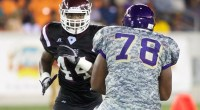Texas Southern University student-athlete Amir Bloom has earned a spot on the 2014 College Football Performance Awards (CFPA) FCS Awards Watch List …read more Read more here: TSUBall.com Related posts: […]