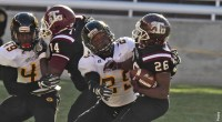Grambling State was able to score 40 unanswered points to beat Texas Southern 47-28 on Saturday night …read more Related posts: Texas Southern Powers Past Grambling State 80-52 Lady Tigers […]
