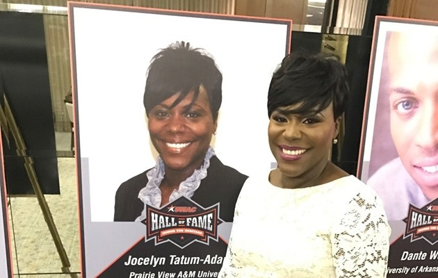 TSU's Adams inducted into 2016 SWAC Hall of Fame