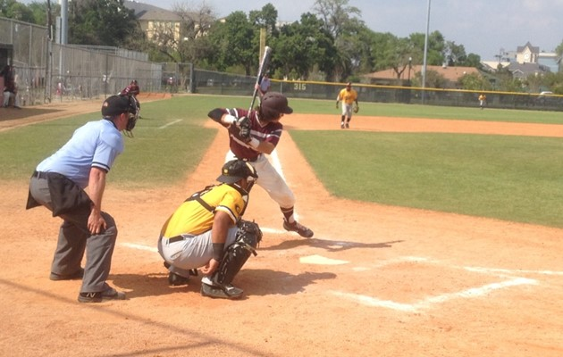 Lucca's four RBIs help Tigers defeat Grambling 12-11