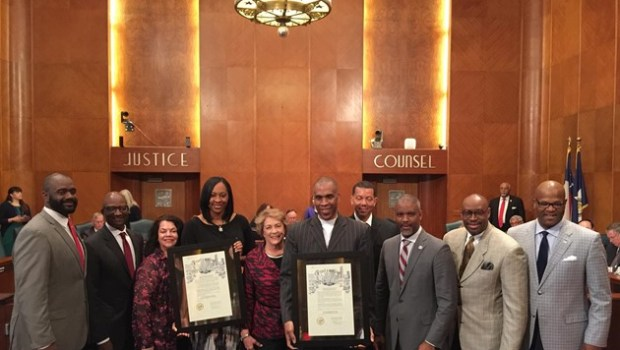 The Texas Southern University Men's and Women's Basketball teams were presented with Proclamations at Houston's City Council Meetings …read more Related posts: No related posts.