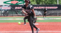 Texas Southern pitcher Jasmin Fulmore has been recognized by the Southwestern Athletic Conference …read more Related posts: TSU's Medina named 2016 Big Ben Award Finalist SMU gets past Texas Southern […]