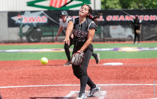 Rodriguez named SWAC Pitcher of the Week