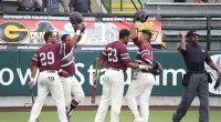 Tigers to face Jackson State against at 6:30 p.m. on Friday …read more Related posts: Lady Tigers' win streak snapped at Grambling TSU falls to Jackson State 12-4 on the […]
