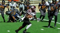 Texas Southern lost a 50-24 decision to Grambling State on Saturday …read more Related posts: Tigers lose season finale to GSU 47-28 Tigers MBB defeats GSU 77-70 on the road […]