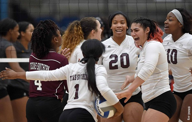 Lady Tigers defeat Southern in SWAC Volleyball Tournament quarterfinal