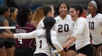 An all-Texas semifinal awaits as Texas Southern faces Prairie View A&M on Saturday at 3 p.m. …read more Related posts: Lady Tigers fall in competitive game at UNO Houston defeats […]