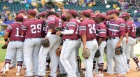 TSU concludes series with Jaguars on Sunday. …read more Related posts: Tigers move closer towards SWAC Regular Season Title Pine Bluff avoids sweep with 14-11 win over Tigers Good Friday […]