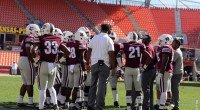 The Texas Southern Tigers football team dropped a 30-21 road decision to the Alabama State Hornets on Saturday Courtesy: TSUSports.com Related posts: No related posts.