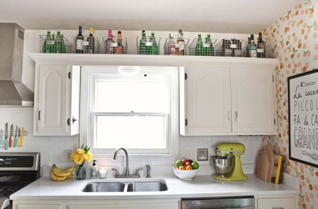 15 creative storage ideas to give your kitchen an organizational