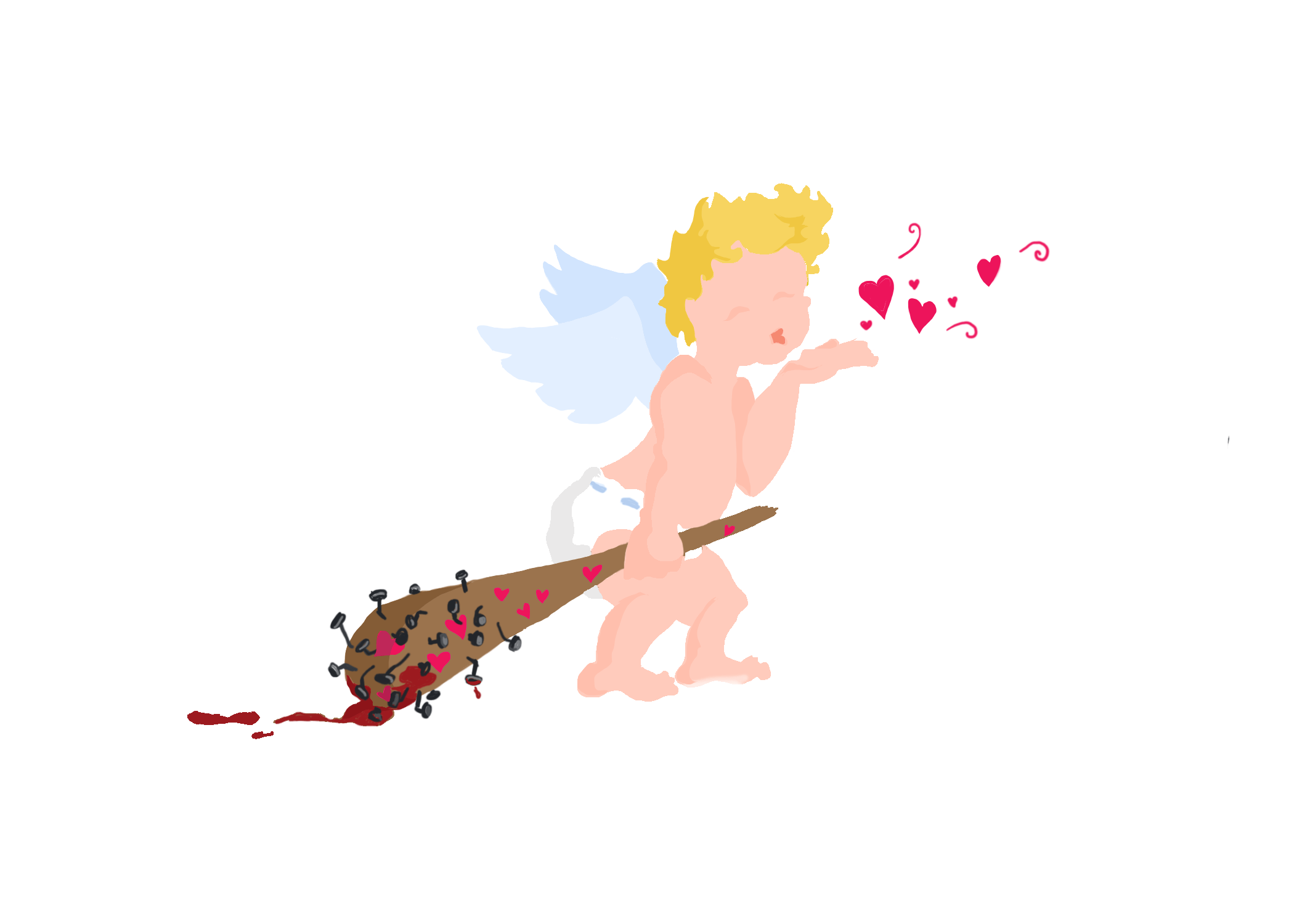 Dont even think about it cupid dating