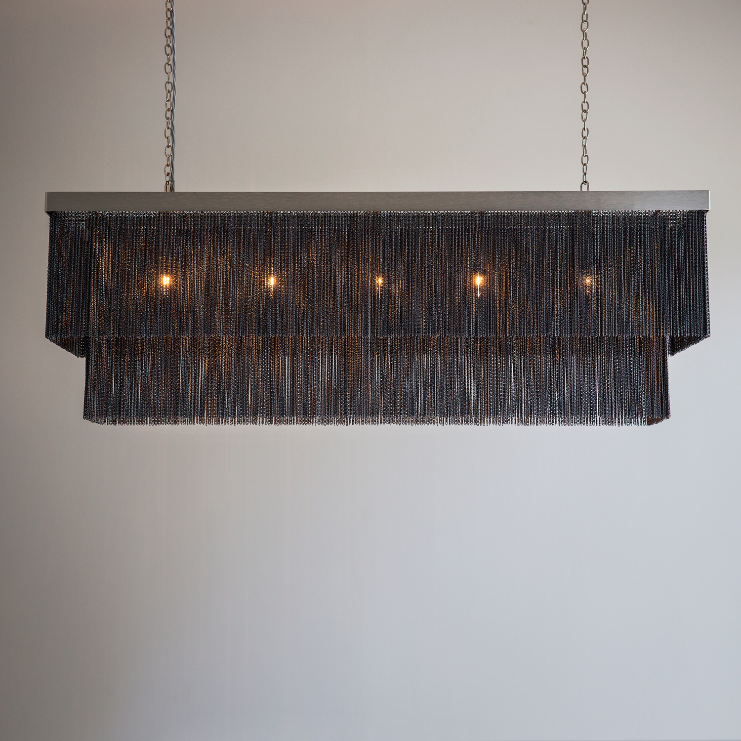Rectangular Led Pendant Light