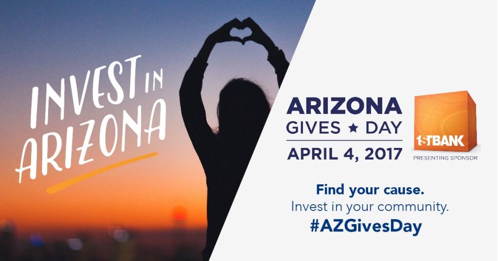 AZ Gives Day - TigerMountain Foundation